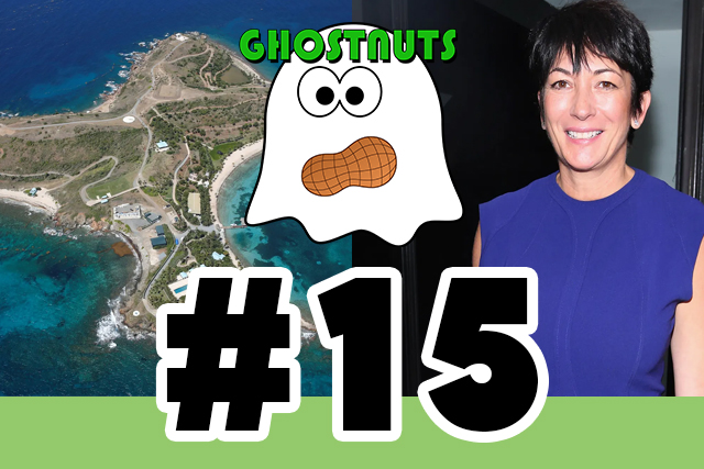 #15 – Jeffrey Epstein Part 2: The Virgin Island, Celebrities on the Lolita Express & Ghislane Maxwell Arrested!