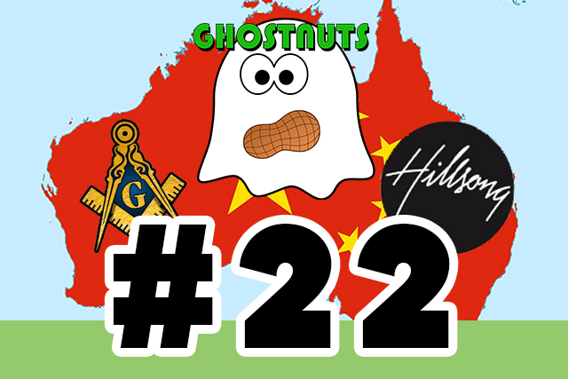 #22 – Australia: Hillsong, Freemasons, Chinese takeover & forced vaccination
