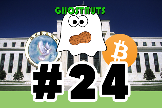 #24 – The Federal Reserve, NESARA, Global Reset, Gold & Crypto