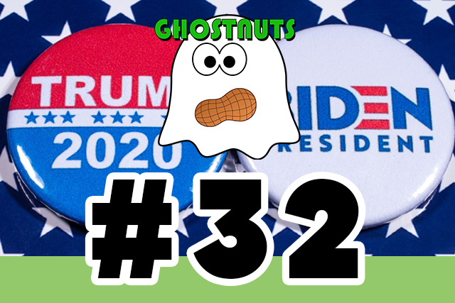 #32 – Presidential Election 2020, Voter Fraud & Dominion Voting System