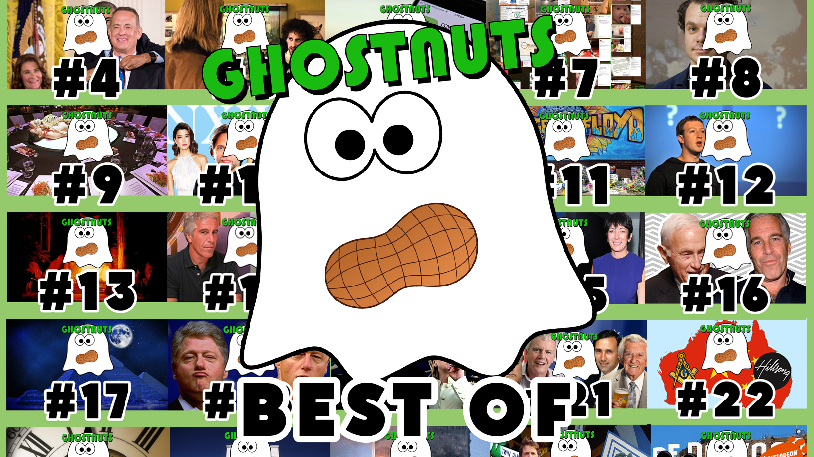 Ghostnuts Podcast – Best of 2020