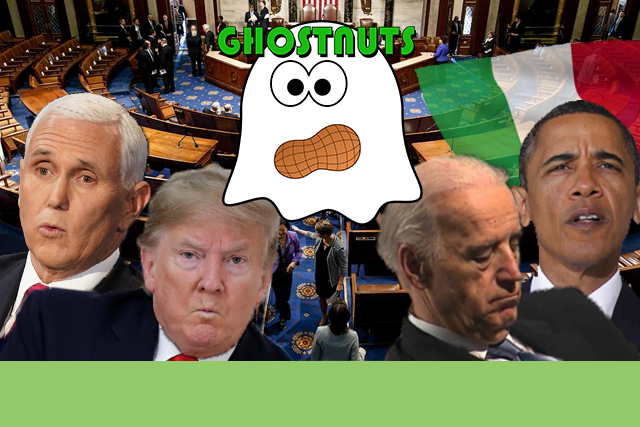 Ghostnuts Podcast – January 6th Summary, Congress Votes & Italygate