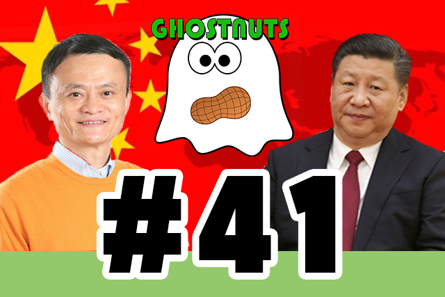 #41 – Chinese Communist Spies, Global Dominance, Australia Tension & Jack Ma